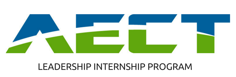 AECT Leadership Development Internship Program Logo